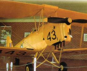 Tiger Moth Memorial - Accommodation Fremantle