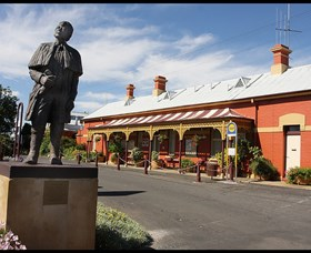 Forbes Railway Arts and Visitor Information Centre - Accommodation Fremantle