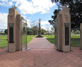 Goondiwindi War Memorial - Accommodation Fremantle