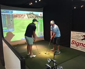 GolfTec - Accommodation Fremantle