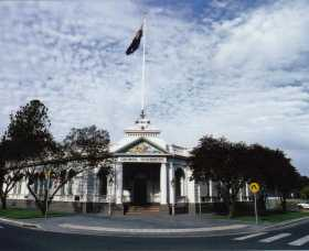 Museum of The Riverina - Historic Council Chambers Site - Accommodation Fremantle