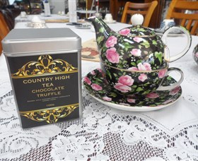 Country High Tea - Accommodation Fremantle