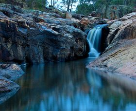 Gooram Falls - Accommodation Fremantle