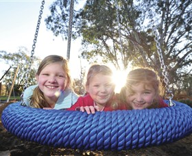 Oddies Creek Playspace - Accommodation Fremantle