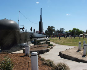 Holbrook Submarine Museum - Accommodation Fremantle