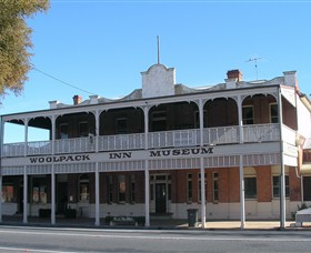 Woolpack Inn Museum - Accommodation Fremantle