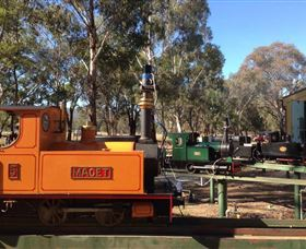 Mudgee Miniature Railway - Accommodation Fremantle