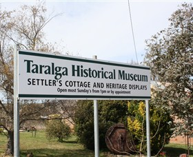 Taralga Historical Society Museum - Accommodation Fremantle
