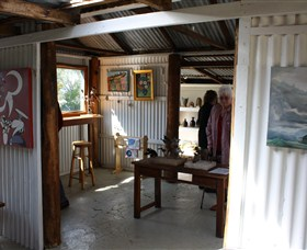 Tin Shed Gallery - Accommodation Fremantle