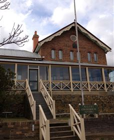 Historic Buildings Walking Tour - Accommodation Fremantle