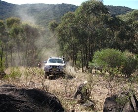 Geraldine 4WD Recreation Park - Accommodation Fremantle