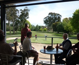 Queanbeyan Golf Club - Accommodation Fremantle
