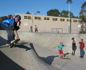 Goulburn Skate Park - Accommodation Fremantle