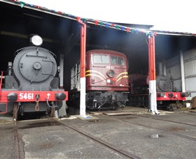 Valley Heights Locomotive Depot Heritage Museum - Accommodation Fremantle