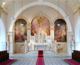 Sacred Spaces at the Sisters of Mercy Convent - Accommodation Fremantle