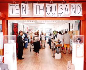 Ten Thousand Paces Gallery - Accommodation Fremantle