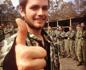 Ultimate Paintball - Accommodation Fremantle