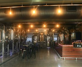 Pumpyard Bar and Brewery - Accommodation Fremantle