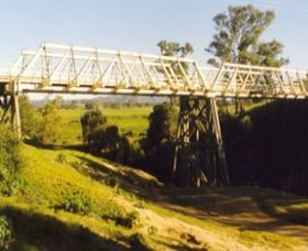 Vacy Bridge over Paterson River - Accommodation Fremantle