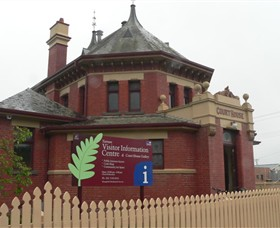 Yarram Courthouse Gallery Inc - Accommodation Fremantle