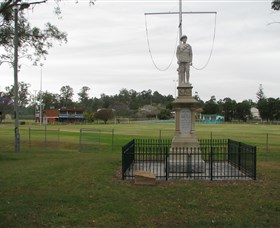 Ebbw Vale Memorial Park - Accommodation Fremantle