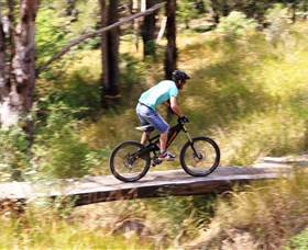 The Steps Mountain Bike Park - Accommodation Fremantle