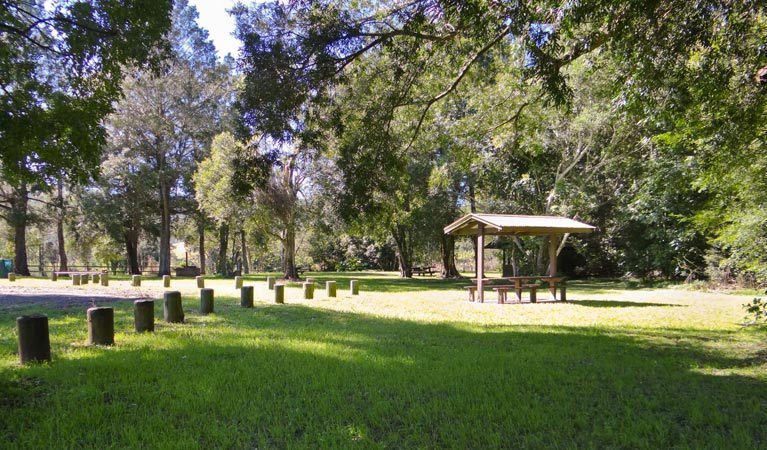Moore Park picnic area - Accommodation Fremantle
