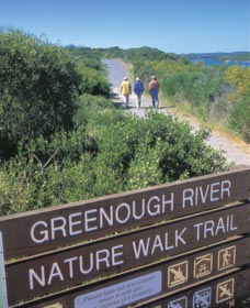 Greenough River Nature Trail - Accommodation Fremantle