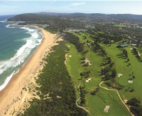 Shelly Beach Golf Club - Accommodation Fremantle