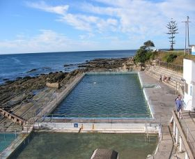The Entrance Ocean Baths - Accommodation Fremantle