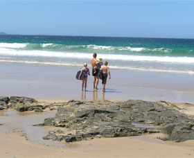 Shellharbour Beach - Accommodation Fremantle