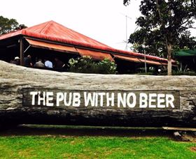 The Pub With No Beer - Accommodation Fremantle