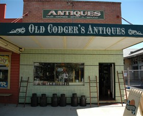 Old Codgers Antiques - Accommodation Fremantle