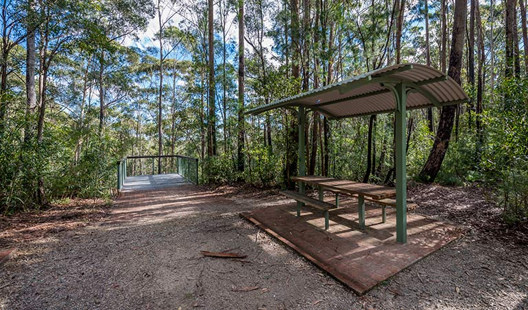 Big Nellie lookout and picnic area - Accommodation Fremantle