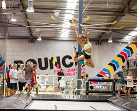 Bounce Inc Trampoline Park - Accommodation Fremantle