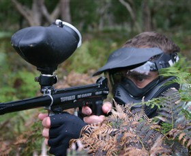 Tactical Paintball Games - Accommodation Fremantle