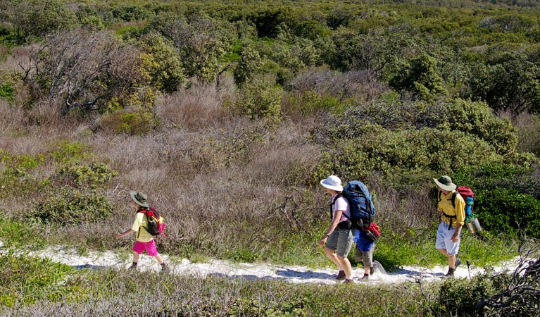 Yuraygir coastal walk - Accommodation Fremantle