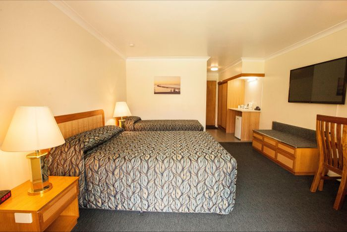 Comfort Inn Bay of Isles - Accommodation Fremantle