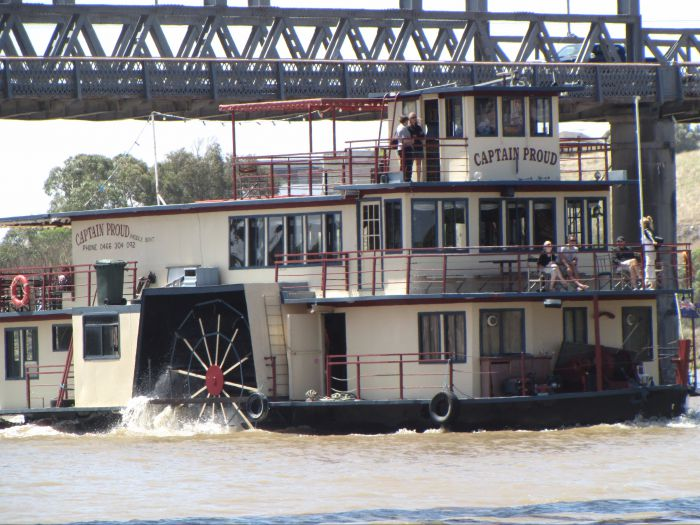 Captain Proud Paddleboat Cruises - Accommodation Fremantle