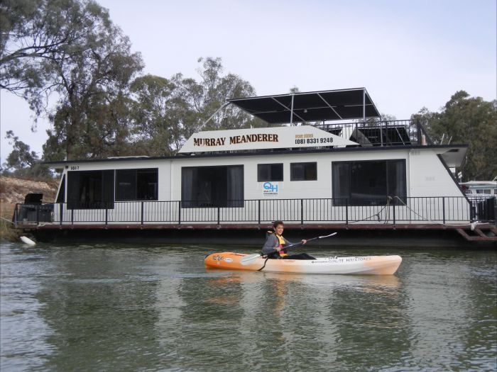 Murray Meanderer - Accommodation Fremantle