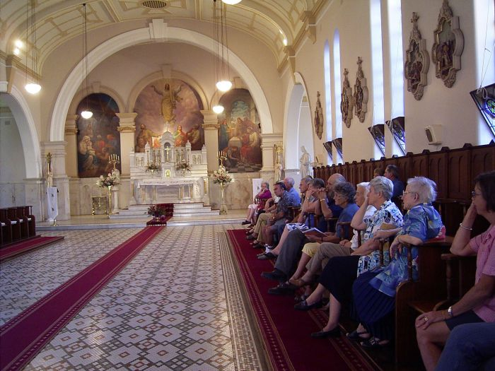 Tours of Sacred Spaces at the Sisters of Mercy Convent - Accommodation Fremantle
