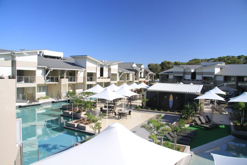Lagoons 1770 Resort and Spa - Accommodation Fremantle