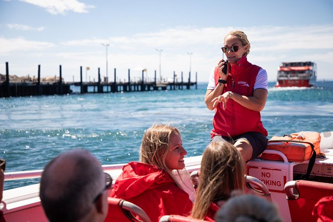 Rottnest Island Tour from Perth or Fremantle including Adventure Speed Boat Ride - Accommodation Fremantle