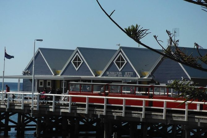 Busselton Jetty Including Train Ride and Underwater Observatory Tour - Accommodation Fremantle