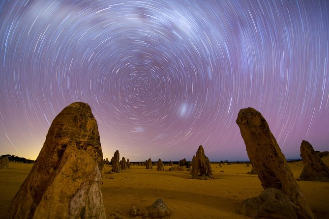 Small Group Pinnacles Sunset Day Tour with Wildlife  Picnic Dinner by Starlight - Accommodation Fremantle