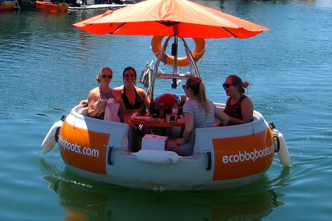 Self-Drive BBQ Boat Hire Mandurah - Group of 3 - 6 people - Accommodation Fremantle