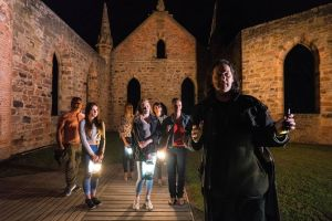 Port Arthur Ghost Tour - Accommodation Fremantle