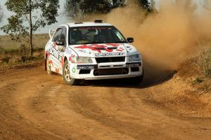 Ipswich Rally Car Drive 8 Lap and Ride Experience - Accommodation Fremantle