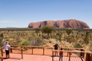 Uluru Small Group Tour including Sunset - Accommodation Fremantle