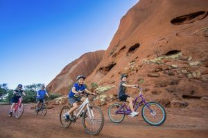Outback Cycling Uluru Bike Ride Adult - Accommodation Fremantle